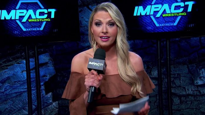 McKenzie returns at recent TV tapings