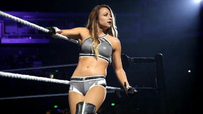 ROH Women of Honor Star Tenille Dashwood