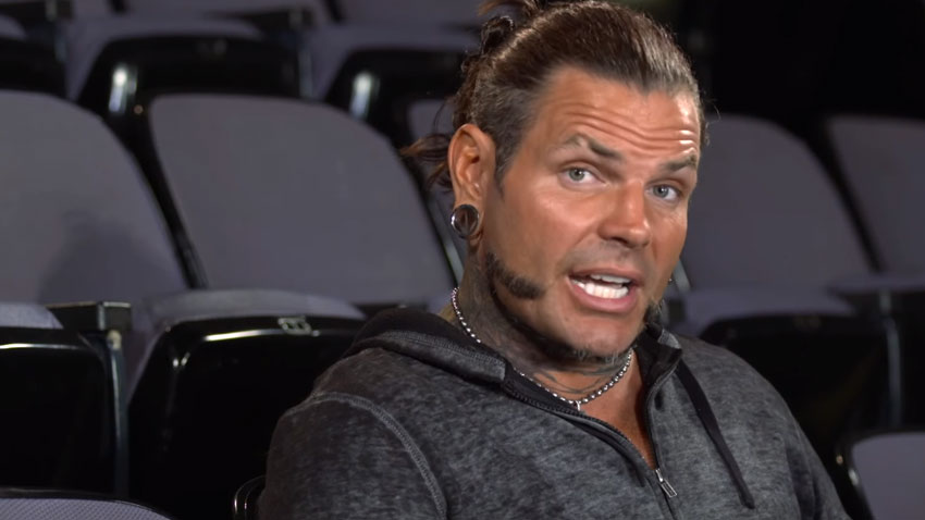 Jeff Hardy Teases Match For Smackdown Live Wwe Stock Bumps Up And