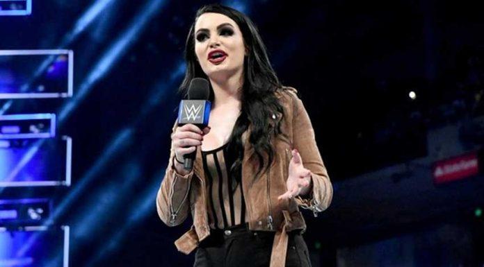 Paige WWE Smackdown Live