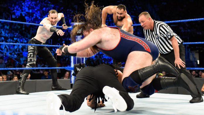 WWE Smackdown Ratings