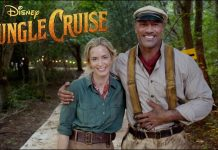 "Disney's ""Jungle Cruise"""