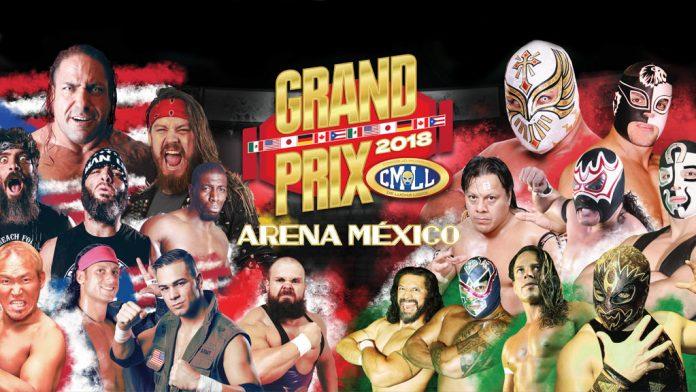 CMLL Grand Prix 2018