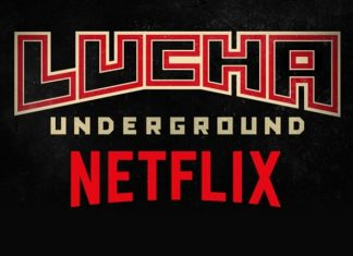 Lucha Underground on Netflix