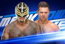 WWE Rey Mysterio and The Miz