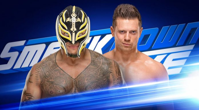 WWE Rey Mysterio and The Miz