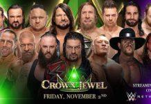 WWE Crown Jewel PPV