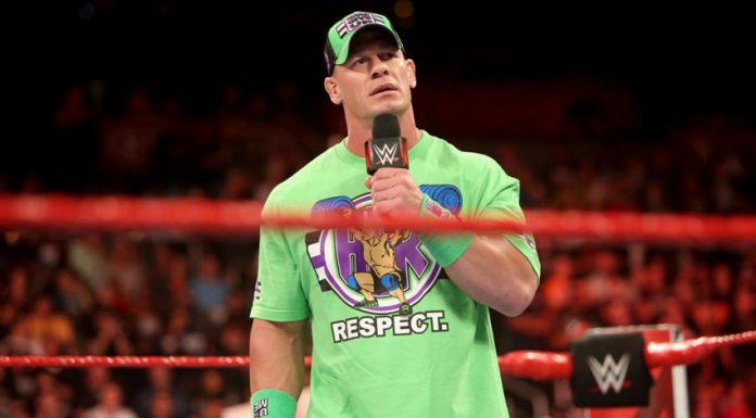 John Cena's replacement at Crown Jewel