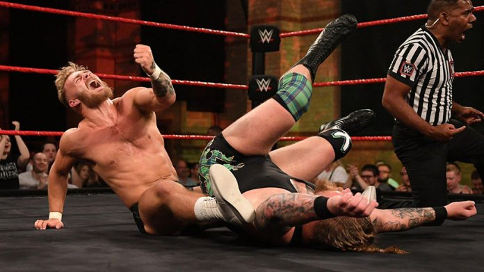 NXT UK Results