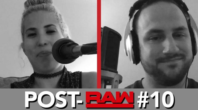 Wrestleview Post-RAW #10