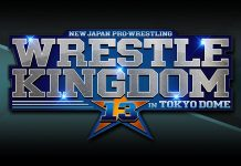 AXS TV Wrestle Kingdom 13