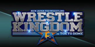 AXS TV Wrestle Kingdom 13