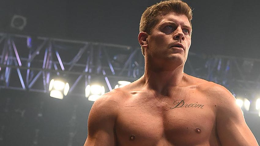 Image result for Cody Rhodes