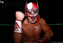 CMLL Dragon Lee