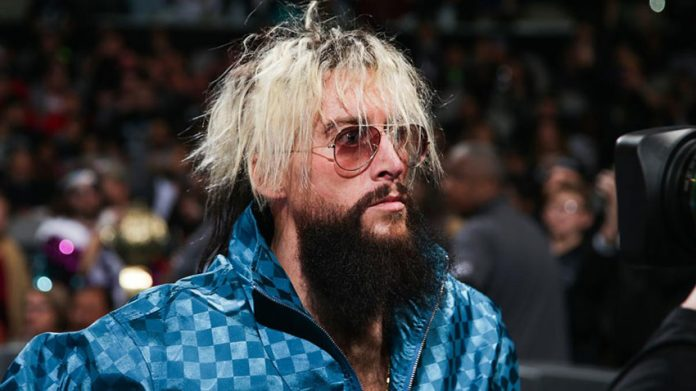 Former WWE star Enzo Amore