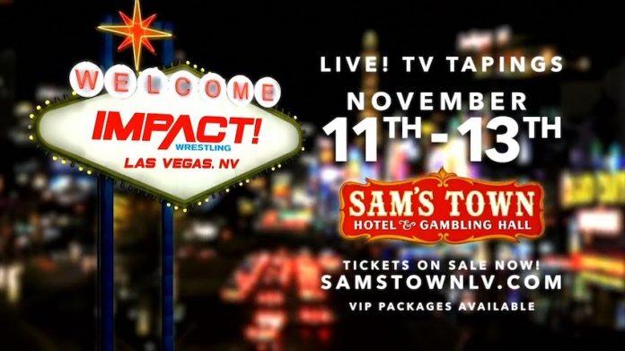 Impact Wrestling Las Vegas