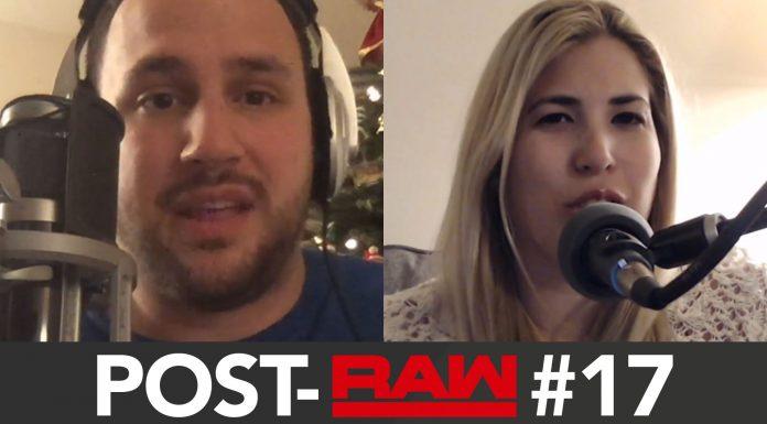 Post-RAW #17