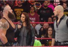 Braun Strowman vs Baron Corbin WWE TLC PPV.