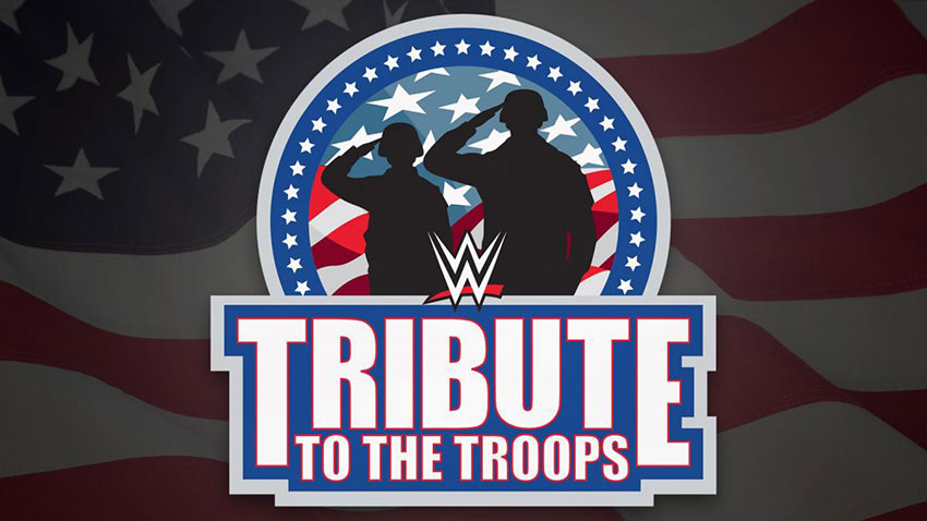 WWE announces the 16th annual Tribute to the Troops for Fort