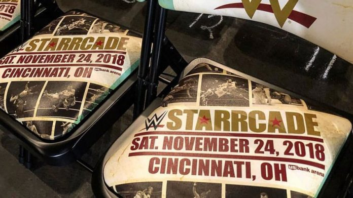 WWE Starrcade Results