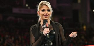 WWE RAW Alexa Bliss