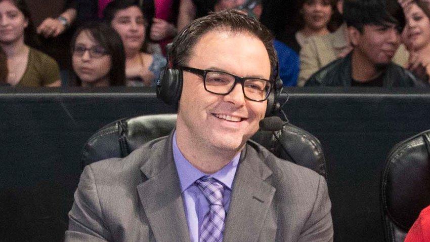 NXT Mauro Ranallo