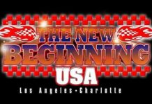 NJPW The New Beginning USA Shows