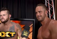 Nick Miller release update, NXT star at EVOLVE