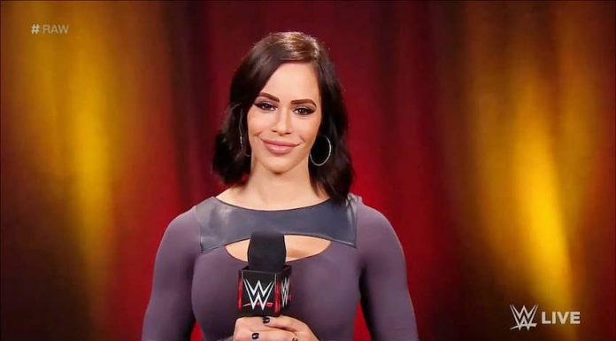 WWE Charly Caruso