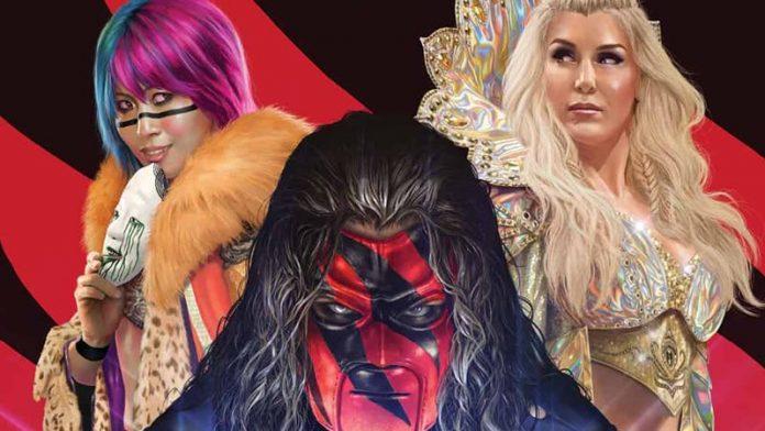 BOOM Studios and WWE