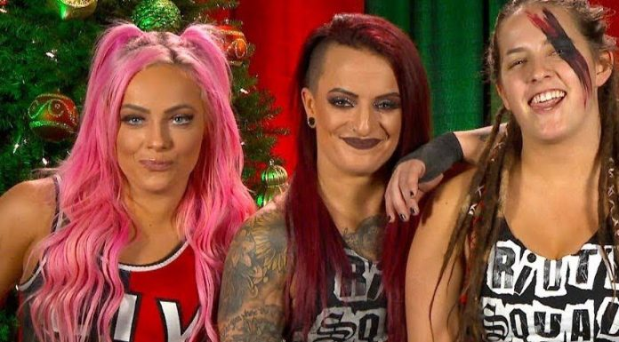The Riott Squad reveal Christmas Wishes