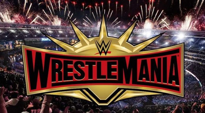 35 Years of WrestleMania book