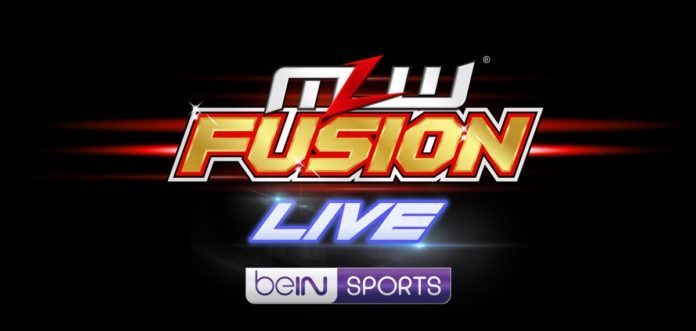 MLW Fusion Live Special