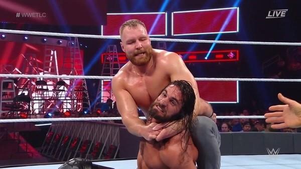 New Intercontinental champion at TLC