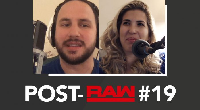 Post-RAW #19