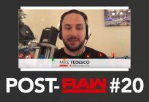 Post-RAW #20