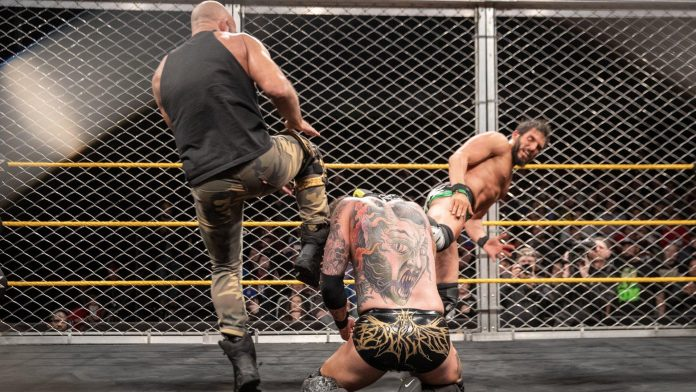 Wwe Nxt Results - 121918 Johnny Gargano Vs Aleister -6832