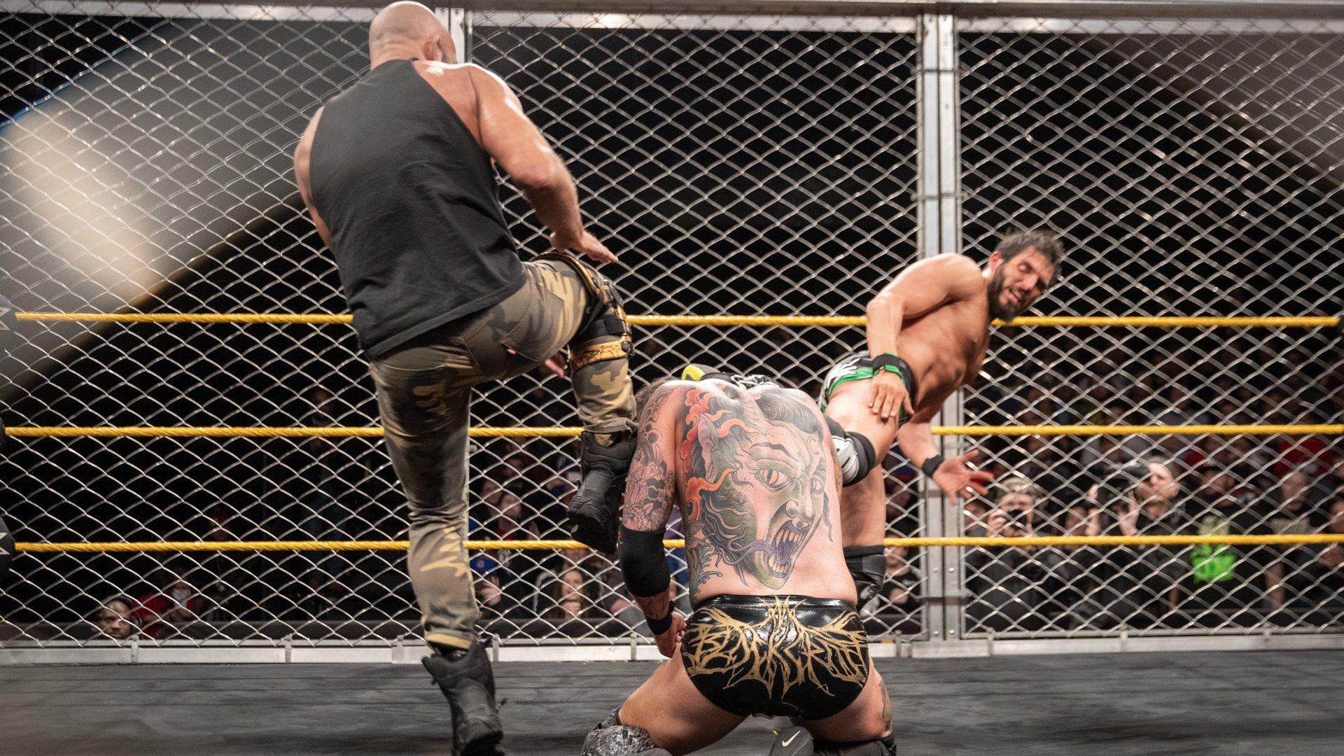 Wwe Nxt Results - 121918 Johnny Gargano Vs Aleister -3262