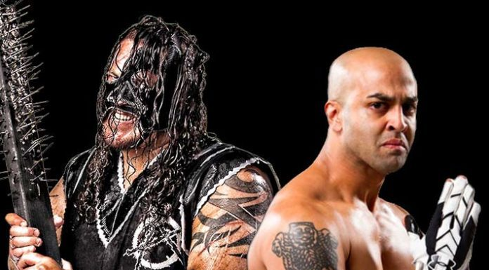 Abyss and Sonjay Dutt