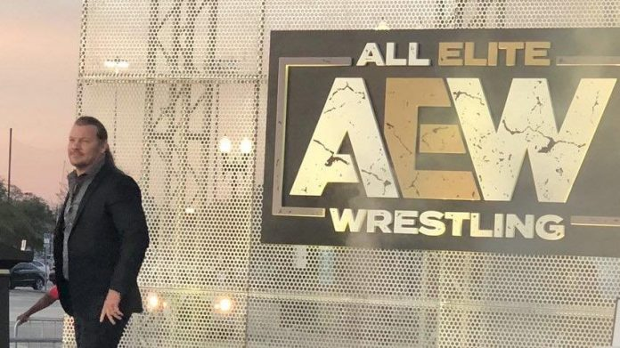 Chris Jericho signs with AEW