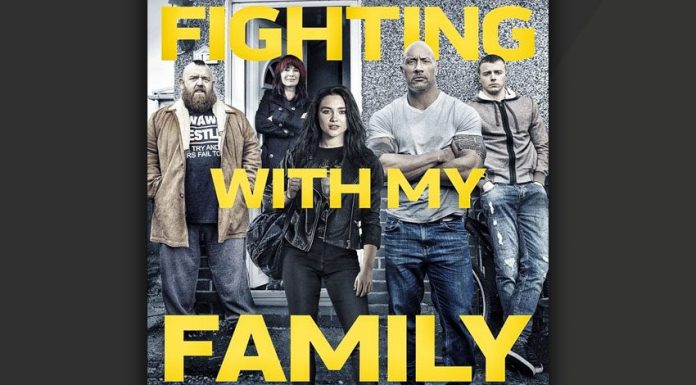 Fighting With My Family Film