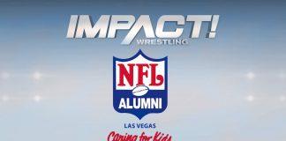 Impact Wrestling and NFL Alumni