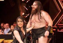 Nikki Cross and Killian Dain