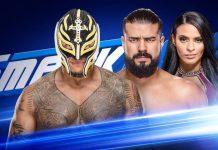 Rey Mysterio vs. Andrade Cien Almas
