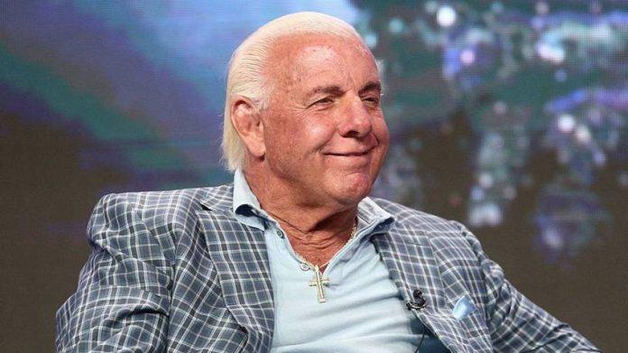 WWE Hall of Famer Ric Flair