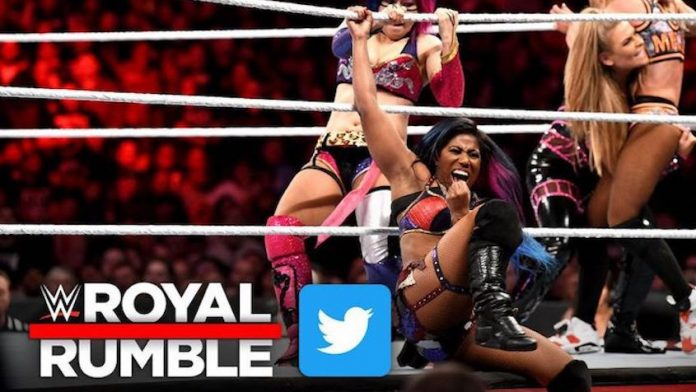 WWE Women's Royal Rumble