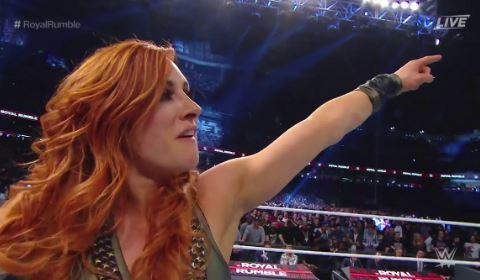 Becky Lynch wins 2019 Royal Rumble