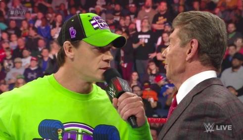 Fatal 4-Way match on RAW