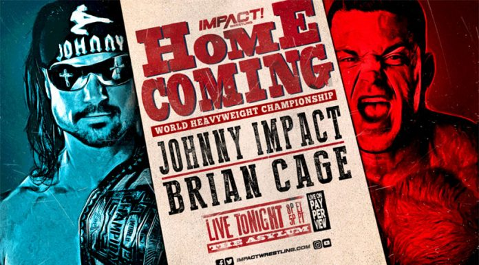 Impact Homecoming Results