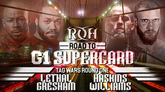 ROH Road to G1 Supercard